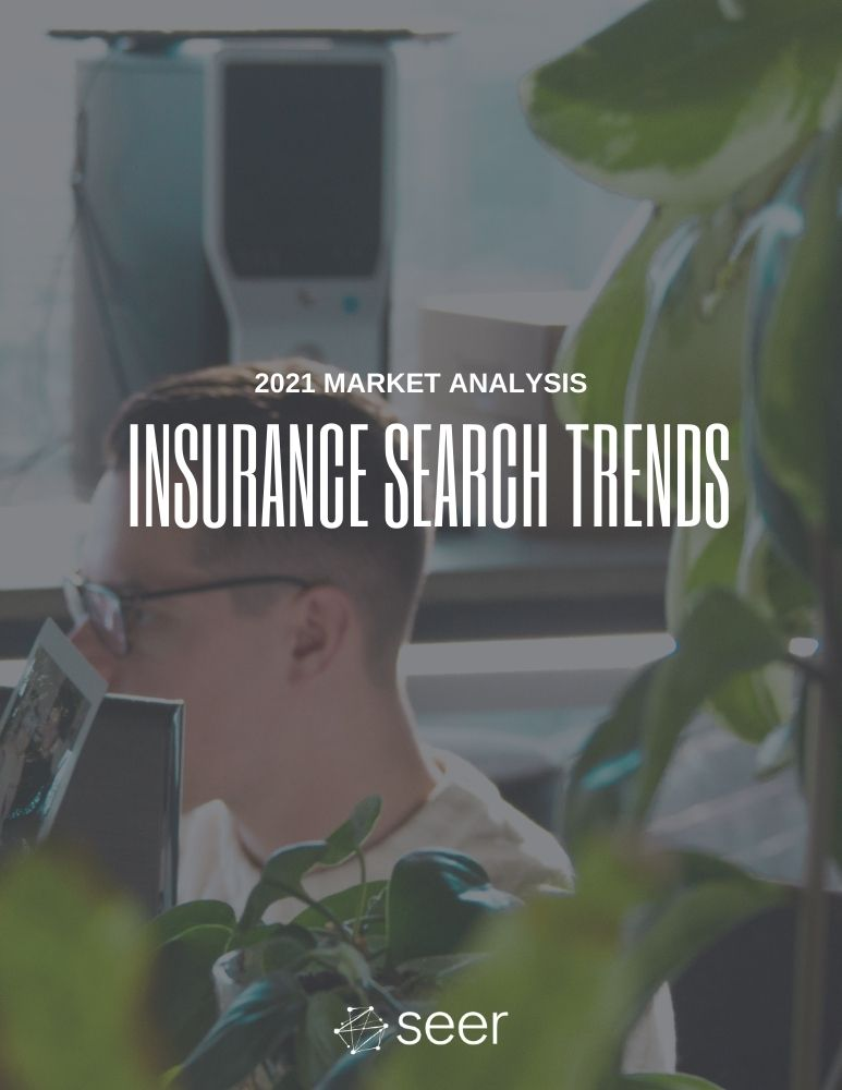 2021 Market Analysis  Insurance Search Trends