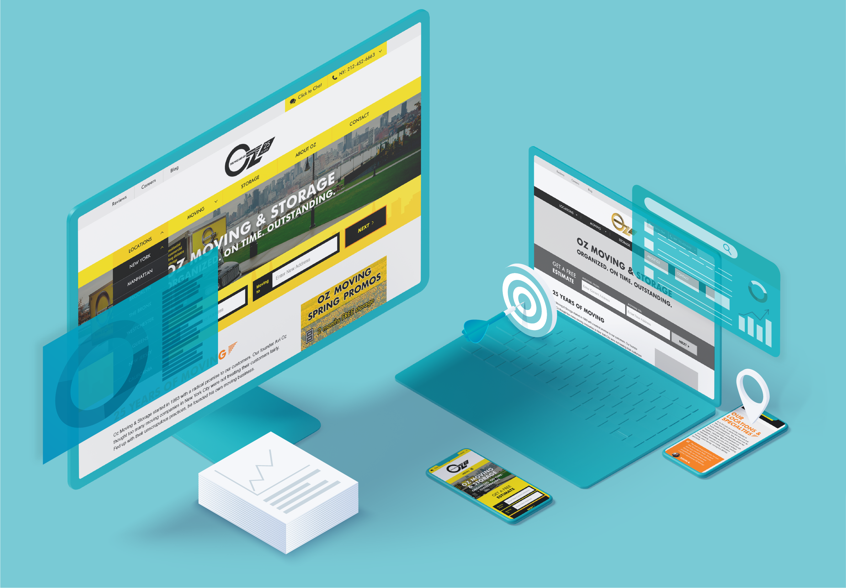 Conversion-Focused Landing Page Redesign